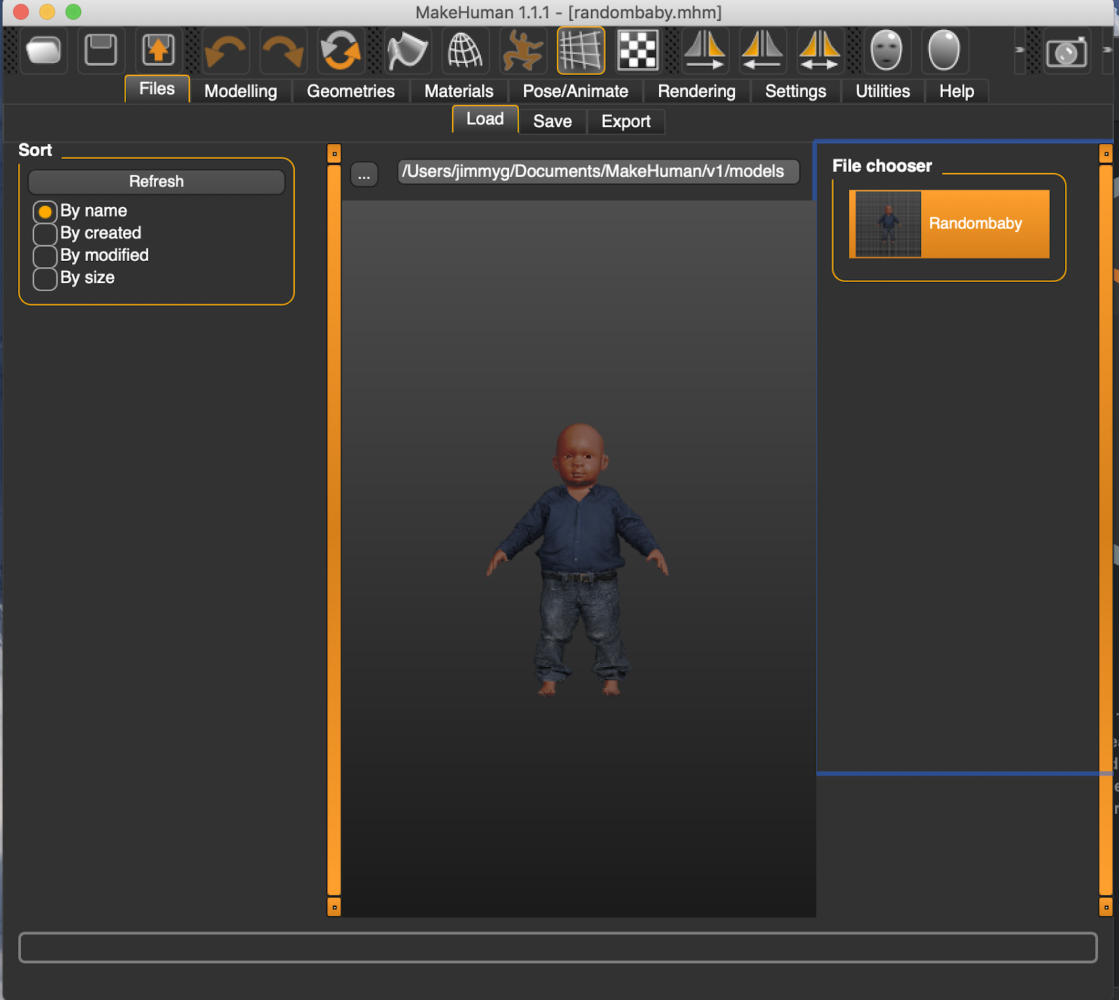 Creating Quick 3D Human Animation using MakeHuman, Mixamo