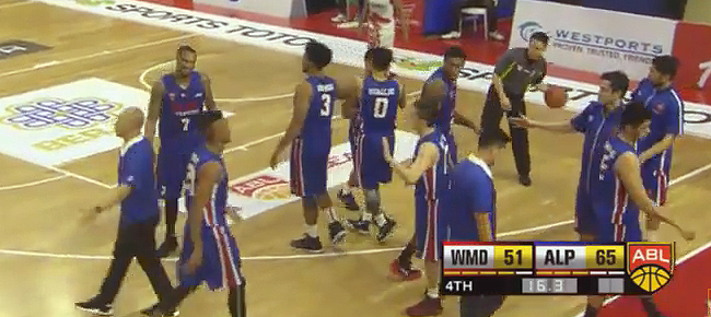 Alab Pilipinas def. Westports Malaysia Dragons, 65-54 (REPLAY VIDEO) January 15
