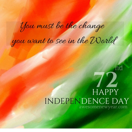 independence day india 2018