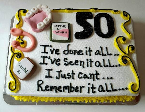 99 Wow Nasty Cakes For 40th Birthday And Afterكيكات شريرة