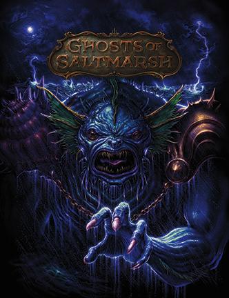 Ghosts of Saltmarsh Alternate Cover