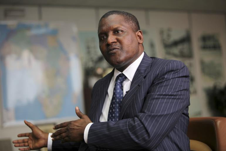 Dangote: My refinery is 8 times bigger than Victoria Island