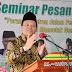 Seminar Nasional Pesantren di Al Qudwah Wakil Ketua MPR RI: Pesantren Memiliki Akar Sejarah Yang Kuat Untuk Indonesia
