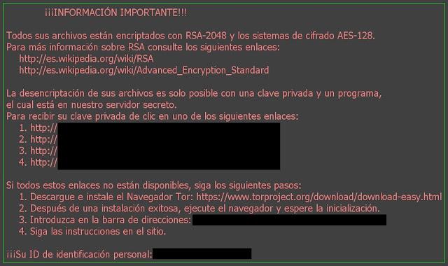 Como evitar infectarse con archivos js adjuntos y ransomware
