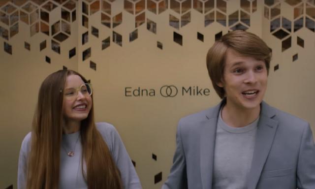 """Edna et Mike, couple heureux dans """"Hang the DJ"""""""