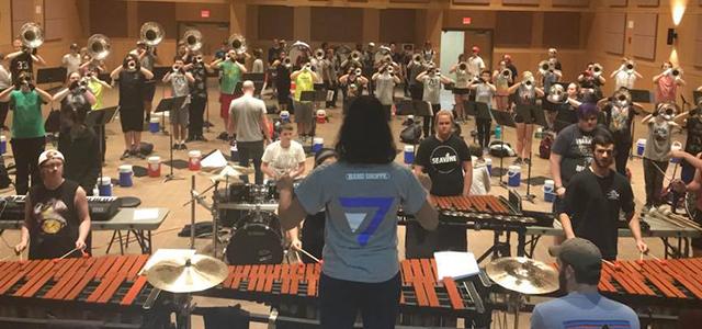 Ensemble practice