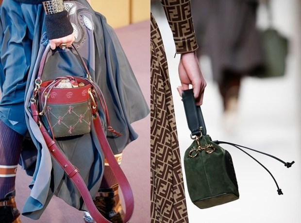 Suede Bags Pattern