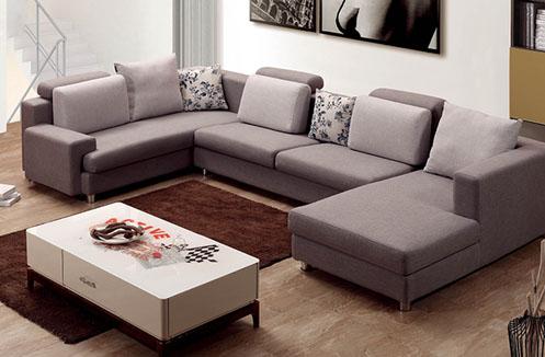 3 mẫu sofa phòng khách hiện đại chữ U hot nhất nửa đầu năm 2018