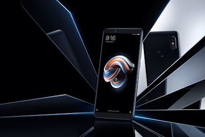 Harga dan Spesifikasi Xiaomi Redmi Note 5 Pro