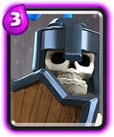 Le Guardie clash royale