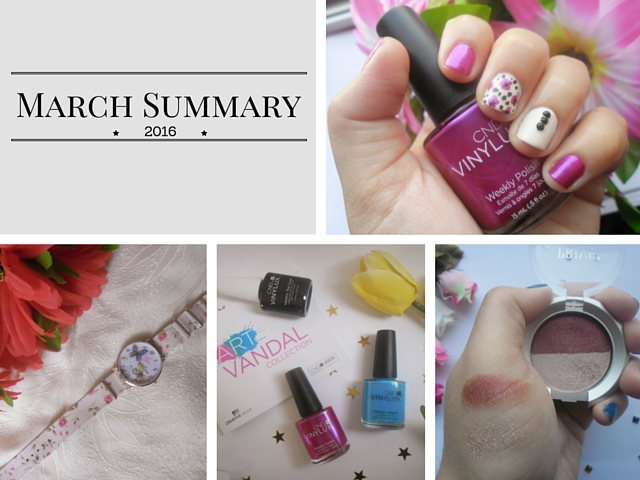 March Summary {2016}