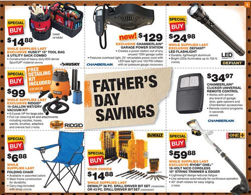 Best Lowe's Father's Day Sale Air Compressor