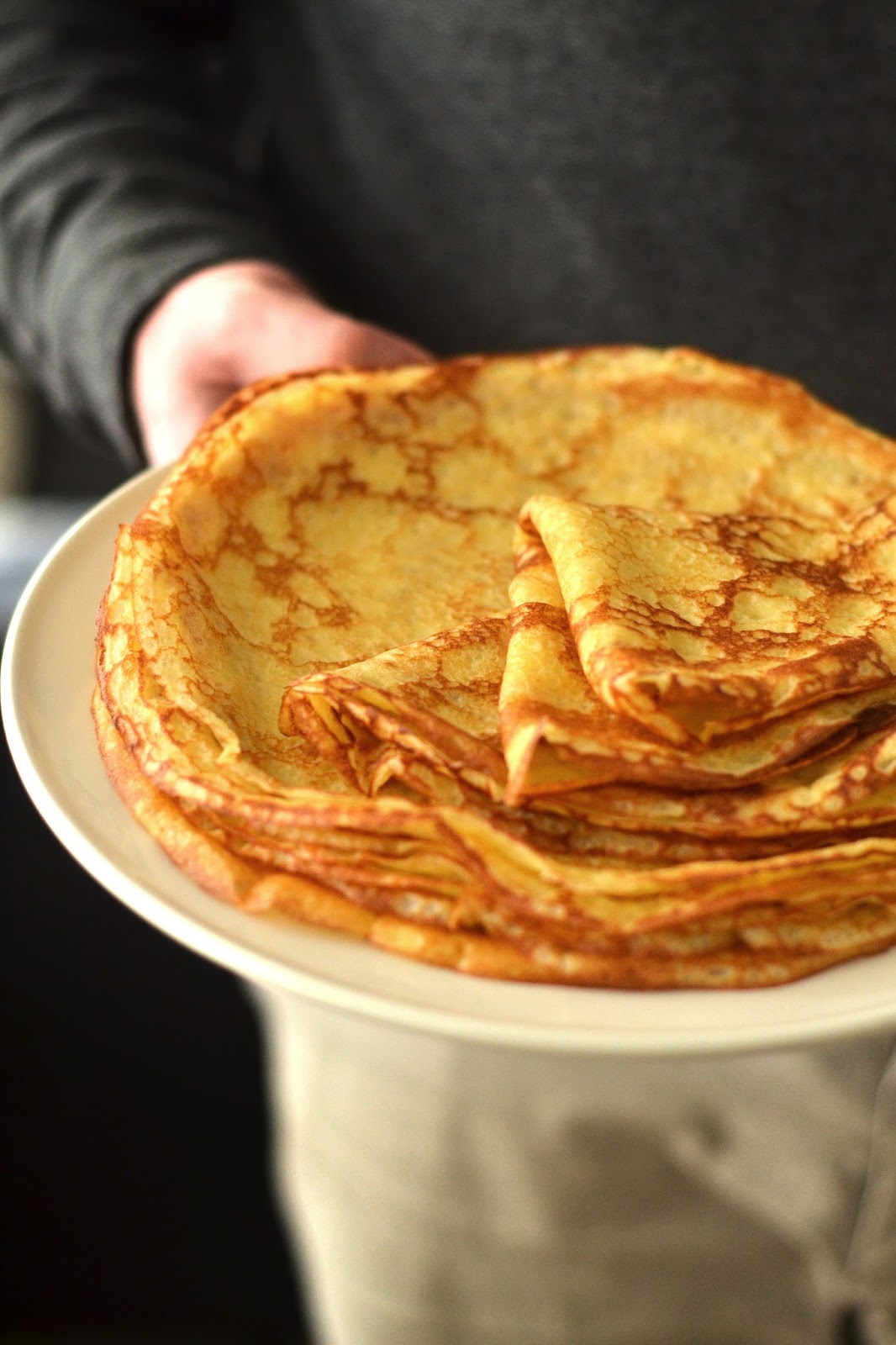 Simple Comme Une Pate A Crepes