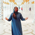 """""""Institutionalized religion keeps one a fugitive,"""" Nigerian Christian lady says, as she storms a mosque, in Abu Dhabi, to pray"""