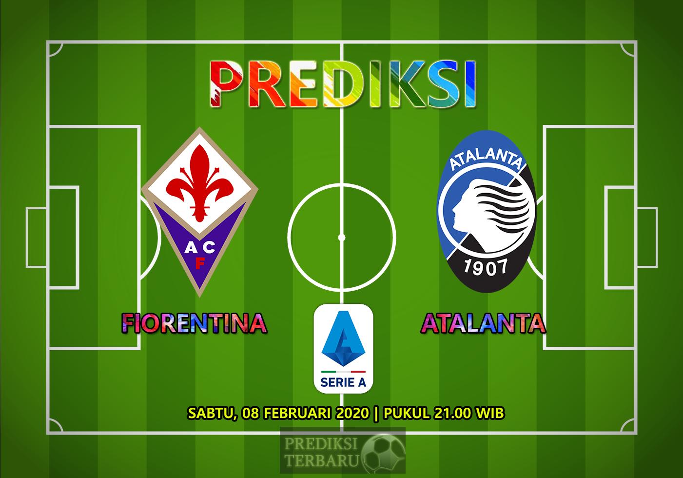 Prediksi Fiorentina Vs Atalanta 08 Februari