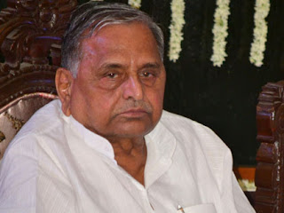 electricity-raid-at-mulayam-home