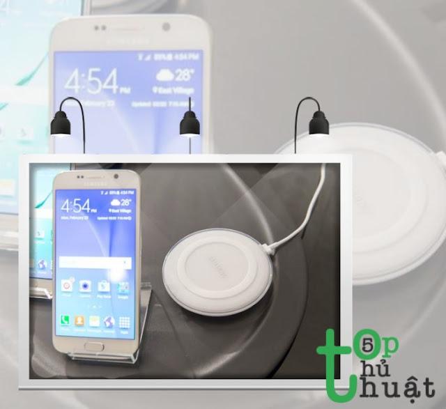 Sạc không dây cho smartphone