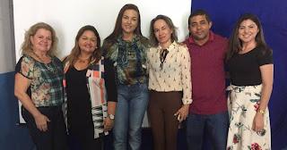 Secretária de saúde de Picuí é eleita vice-presidente da CIR