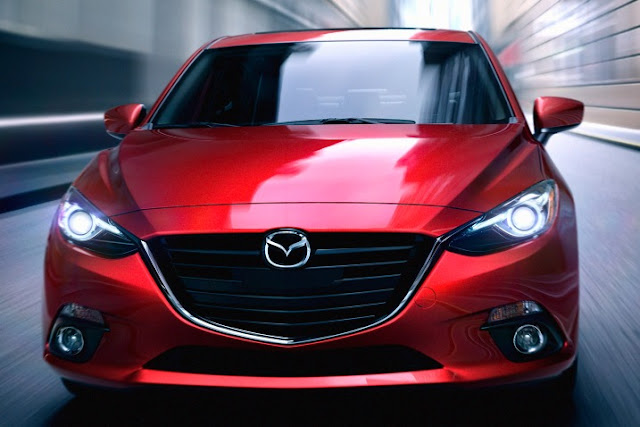 2016 Mazda 3 Hatchback Review