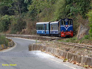 All Information about Darjeeling Himalayan Railway