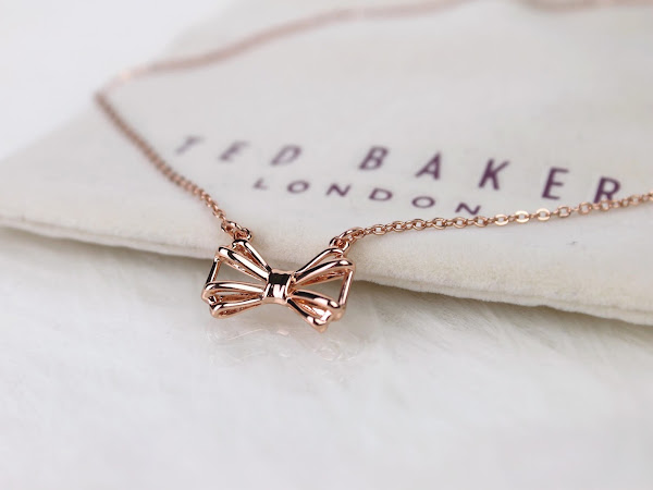 Ted Baker Signy Ketting - Rose Gold