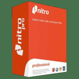 nitro pdf professional portable
