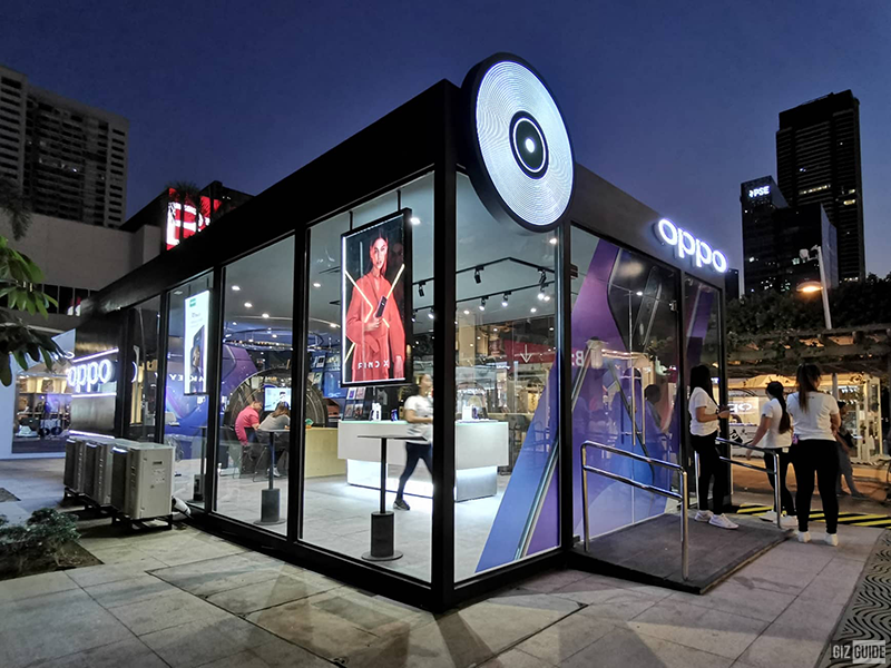 OPPO opens its first-ever lifestyle pop-up store in BGC
