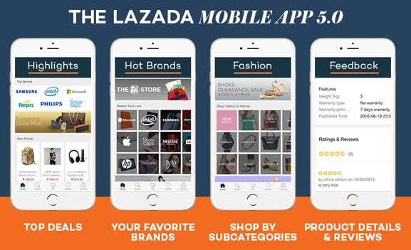 Manila Shopper Lazada Super Brands Sale With Free Metro