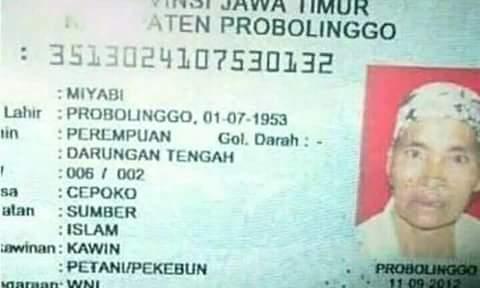 nama aneh di indonesia