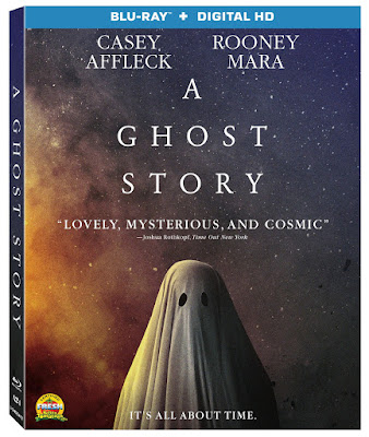 A Ghost Story 2017 Eng 720p BRRip 700Mb ESub x264