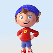 France 5 - Gaumont animation / Dreamworks - Oui-Oui (Noddy)