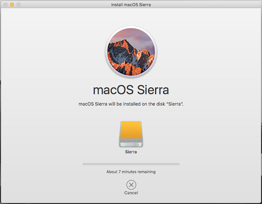 Install MacOs