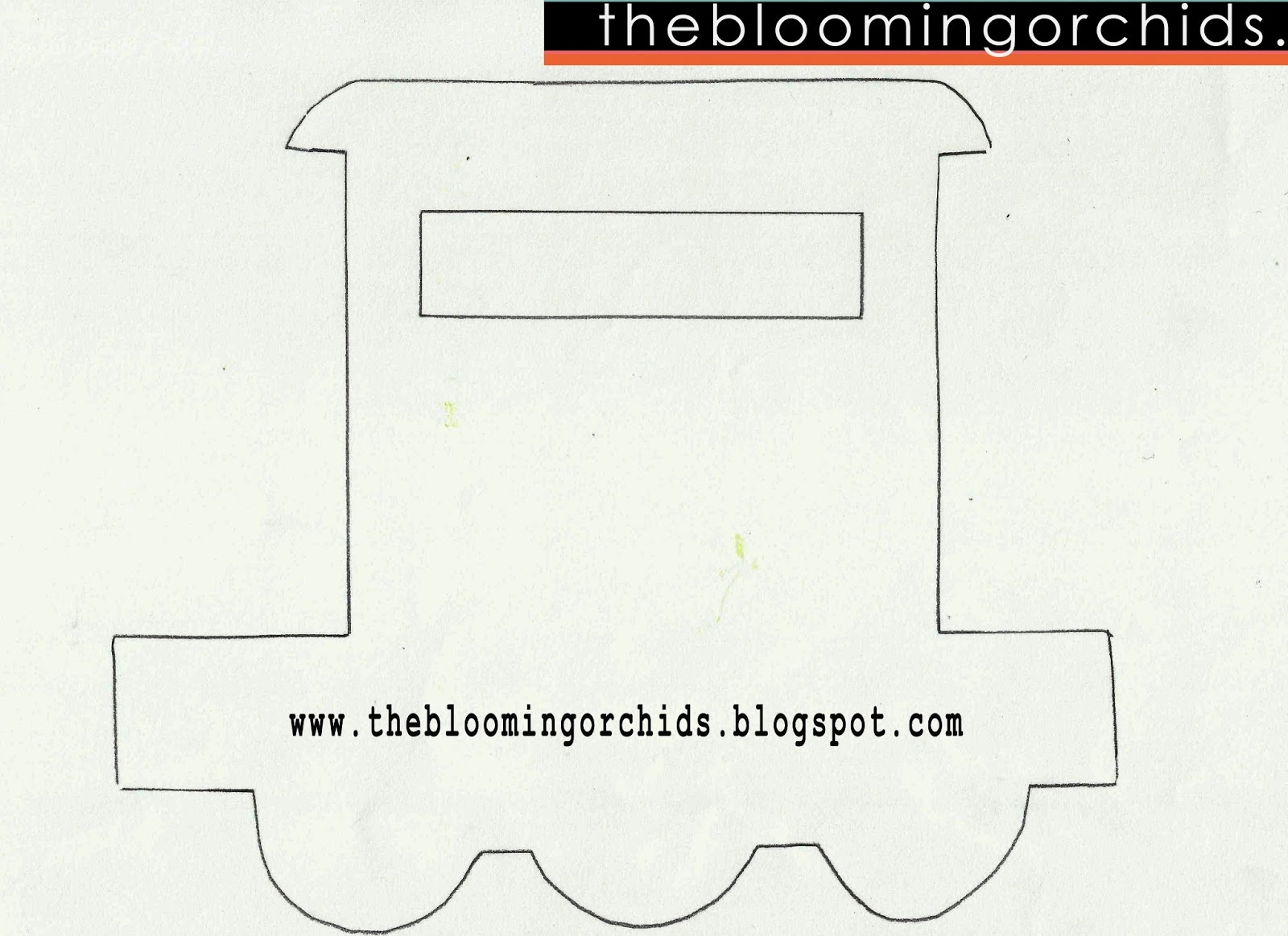 The Blooming Orchids Thomas The Train Party With Free Printables