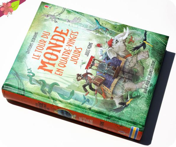 Le tour du monde en quatre-vingts jours - Usborne