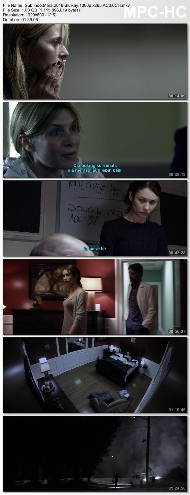 Screenshots Download Мара. Пожиратель снов (2018) BluRay 480p & 3GP Subtitle Indonesia