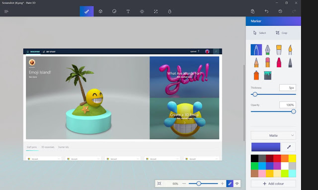 Paint 3D | Microsoft To Kill Paint After 32 Years | TekkiPedia