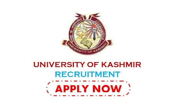 Merit list of candidates who have applied for admission to B.Ed. programme Kashmir University