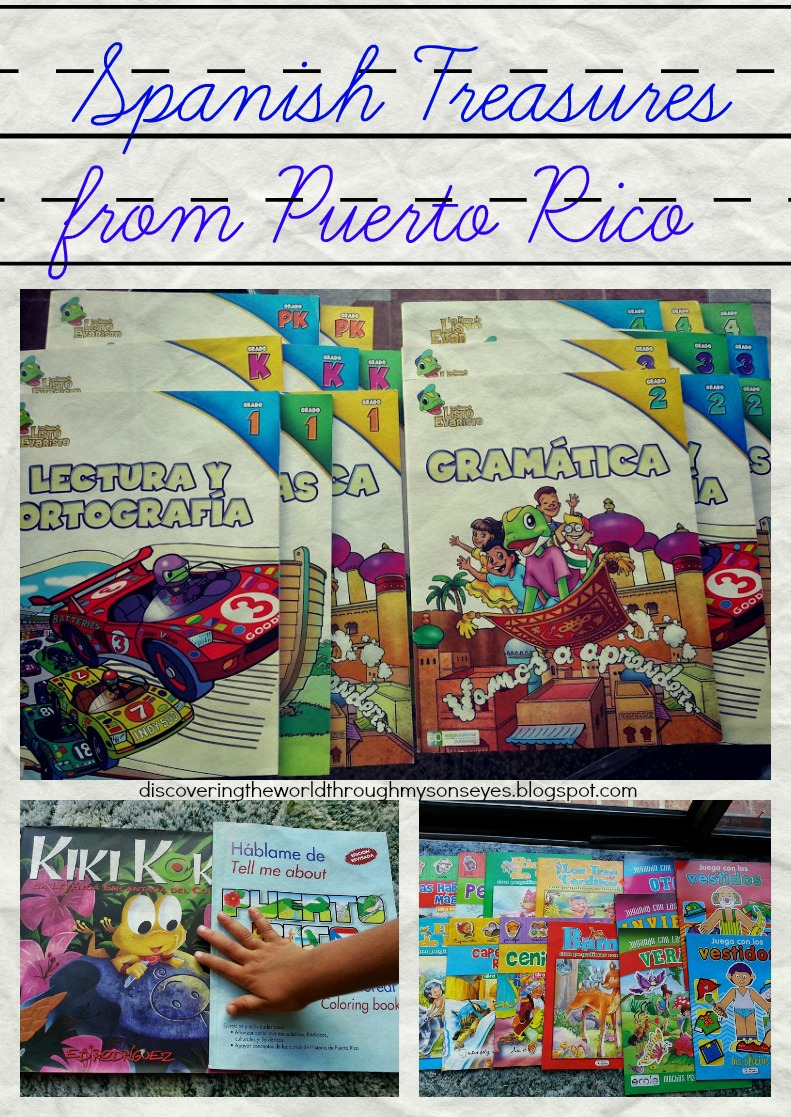 Workbooks spanish language workbooks : Immersion Travel: Finding Books in Your Target Language ...