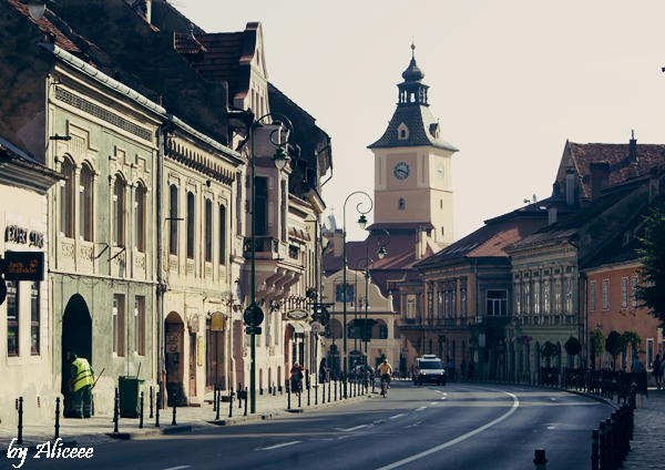 Brasov-Transilvania-Romania