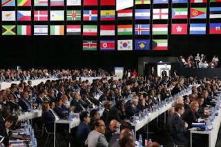 Estados Unidos, Canadá e México vão sediar a Copa do Mundo de 2026