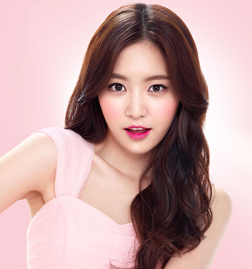 A Pink S Na Eun Shines Brighter In New Photo For Peripera