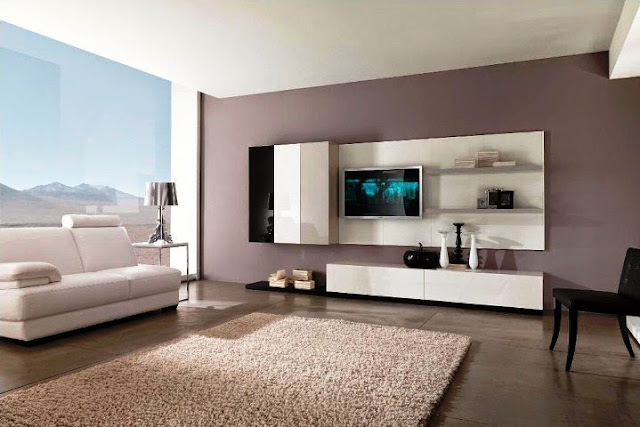 good living room accent wall colors