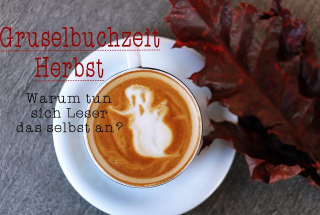 Gastbeitrag von Autorin Tanja Hanika : Gruselbuchzeit Herbst: Warum tun sich Leser das selbst an ?
