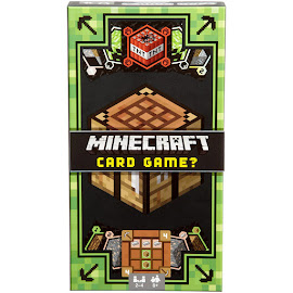Minecraft Minecraft Card Game? Media