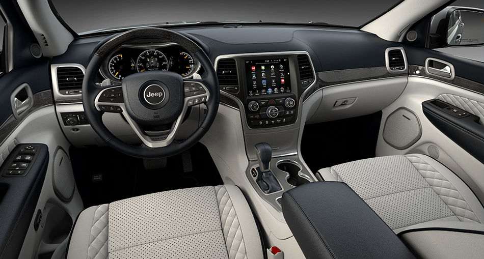 Grand Cherokee Was Rated Marginal That S Only One Step Up From The Bottom Available Active Safety Features Include Forward Collision Warning And
