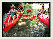"Choose BeachnRiver Kayak Rentals For a ""Beachin' Good Time!"""