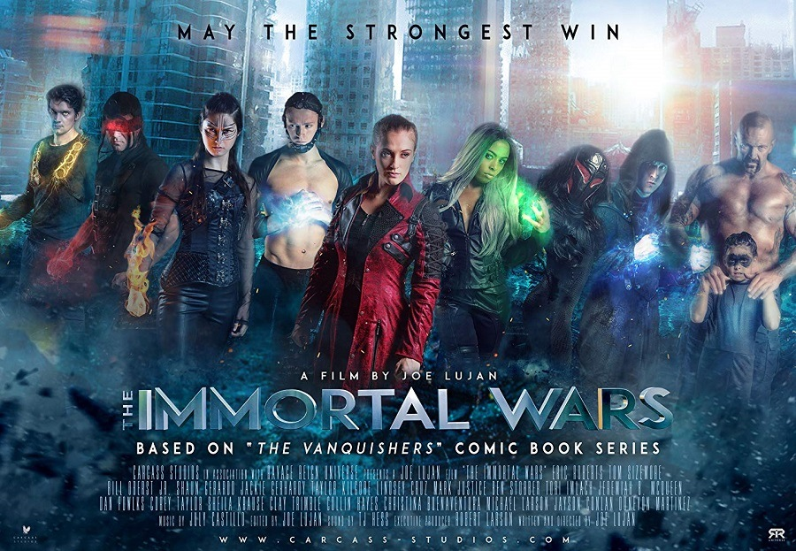 The Immortal Wars - Legendado Torrent 2019 1080p 720p Bluray Full HD HD