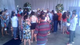 Corpo da cantora Eliza Clívia é velado neste domingo em Livramento