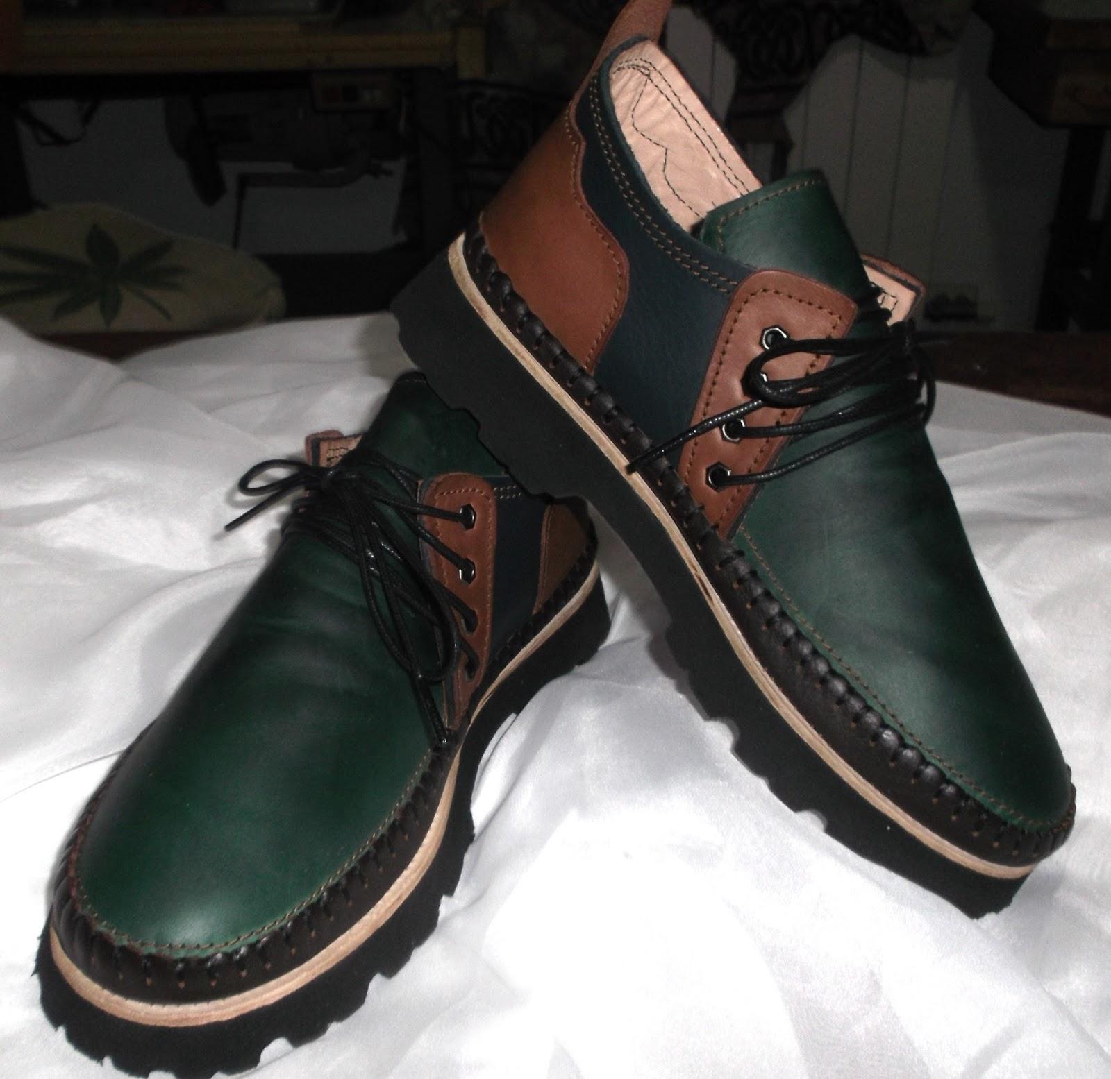 bd9fdfe373597 ZAPATOS ARTESANALES DE CUERO ~ Zapatos Artisticos Kris