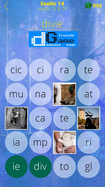 650 Foto soluzione pacchetto 14 livelli (1-25)